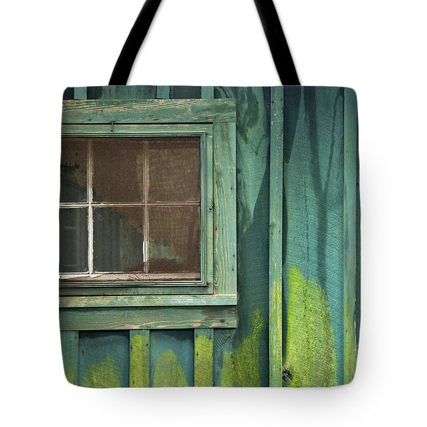 Window To The Past - D007898 Tote Bag by Daniel Dempster