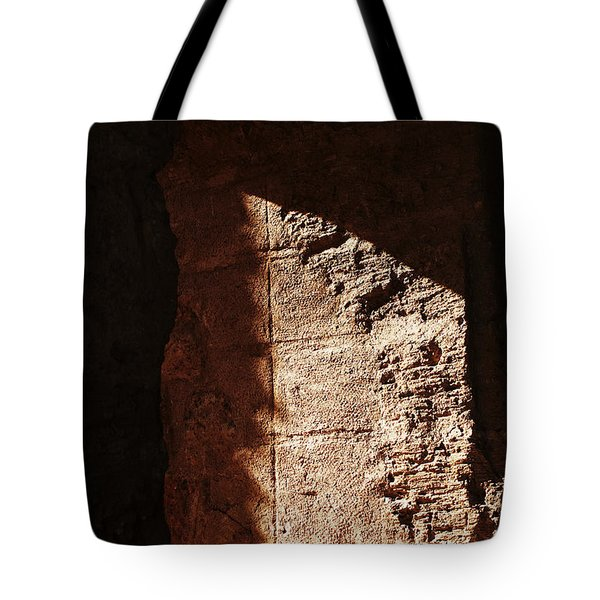 Window To The Shadows Tote Bag