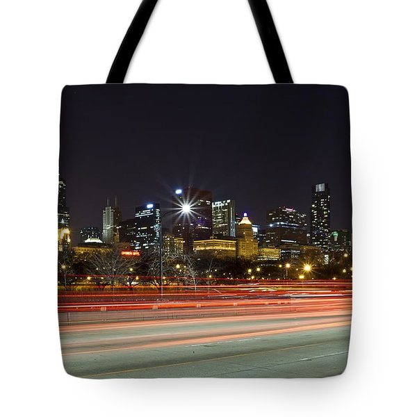 Windy City Fast Lane Tote Bag