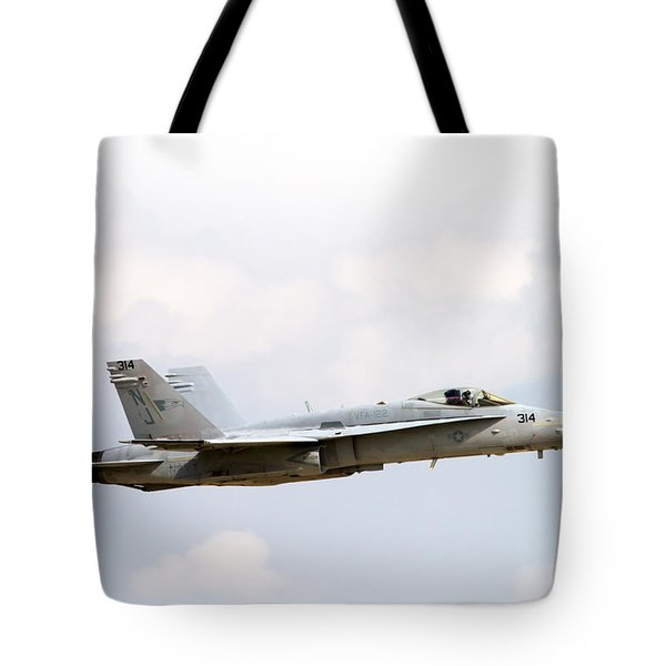 Wing Man Tote Bag