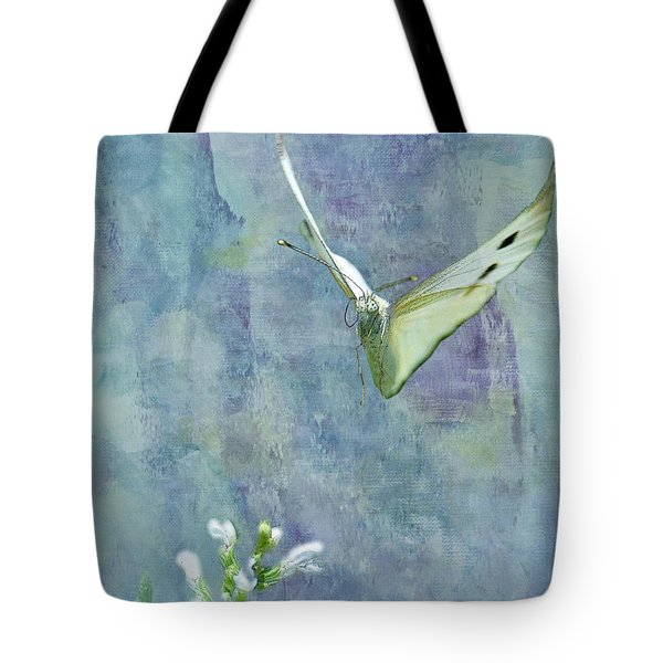 Winging It Tote Bag by Betty LaRue