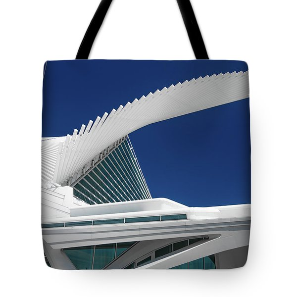 Wings Wide Open Tote Bag