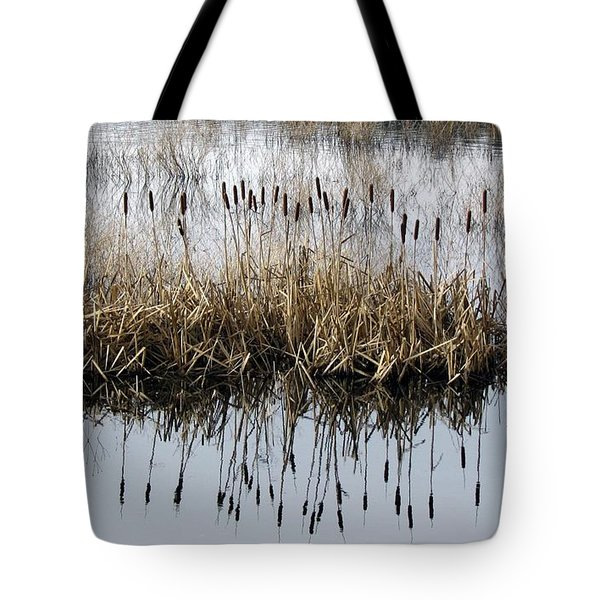 Tote Bag featuring the photograph Winter Bouquet by I'ina Van Lawick