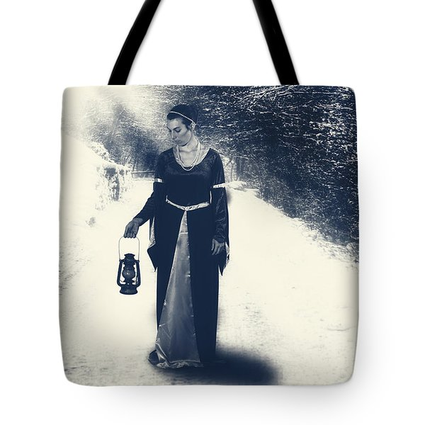Winter Tote Bag by Joana Kruse