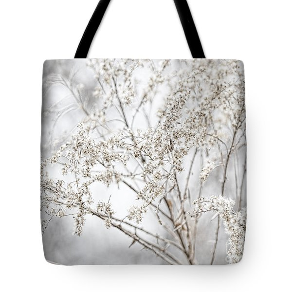 Winter Sight Tote Bag