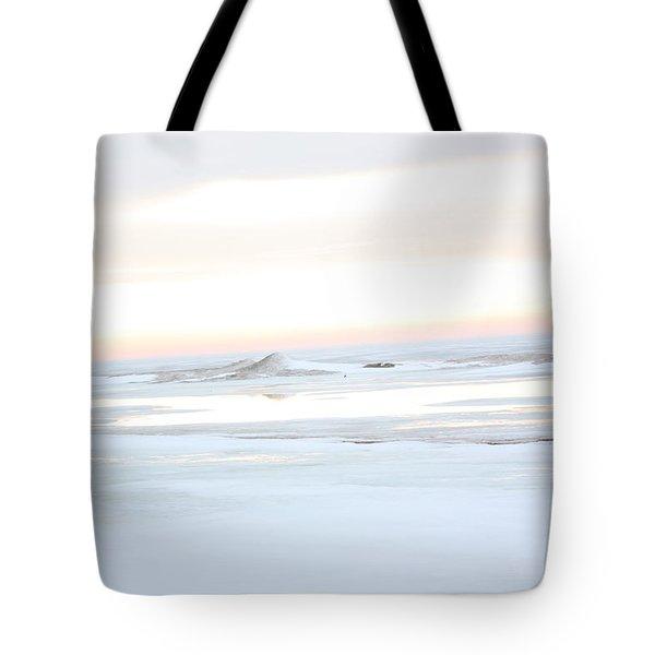 Winters Bright Light Tote Bag
