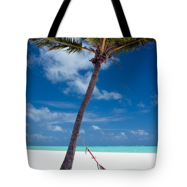 Wish You Were Here Tote Bag by Karen Lee Ensley