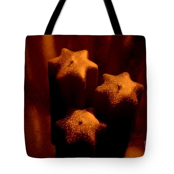 With Ambiance Tote Bag by Susanne Van Hulst