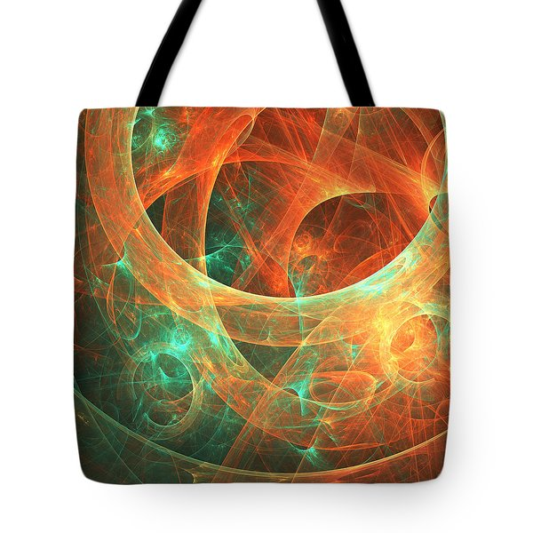 Within Tote Bag by Lourry Legarde