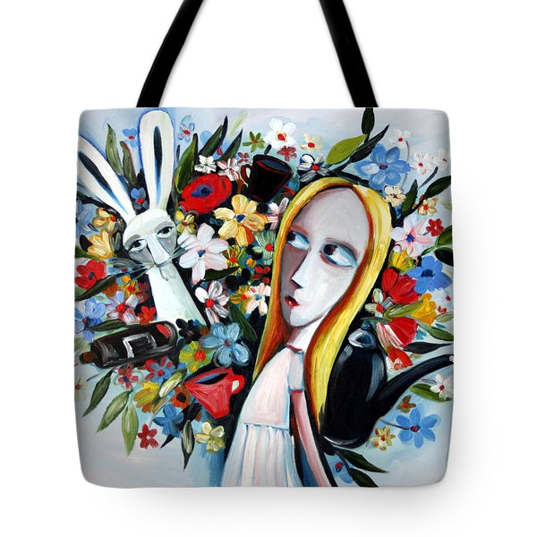 Without Fear Tote Bag by Leanne Wilkes