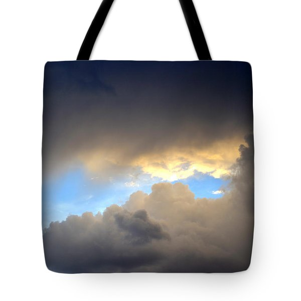 Wolf Clouds Tote Bag by Diane montana Jansson