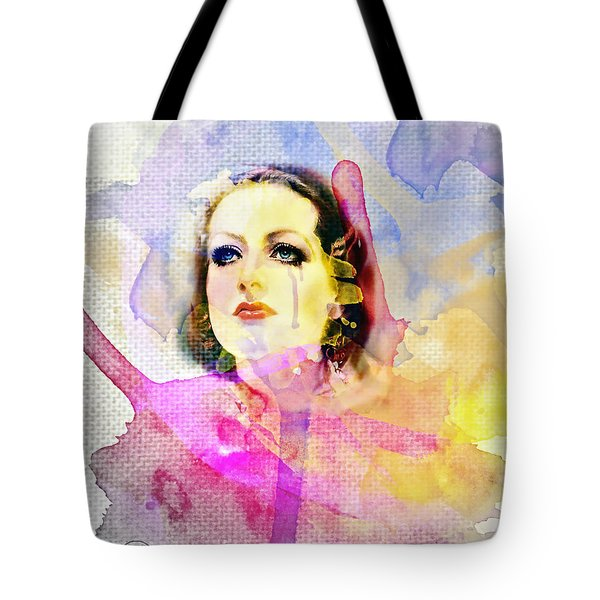 Woman's Soul Part 3 Tote Bag by Mo T