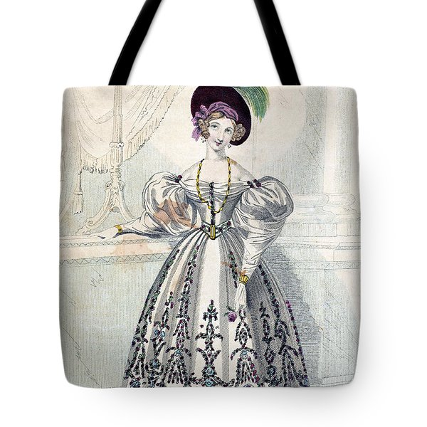 Womens Fashion, 1833 Tote Bag by Granger