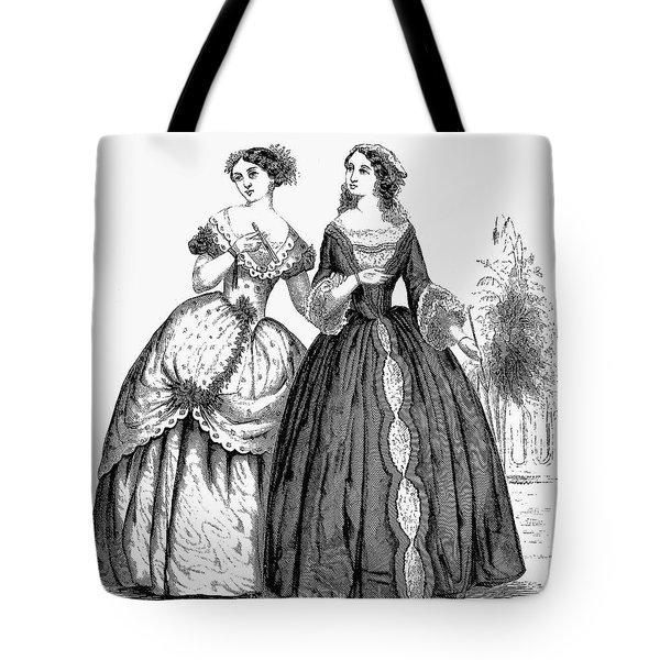 Womens Fashion, 1851 Tote Bag by Granger