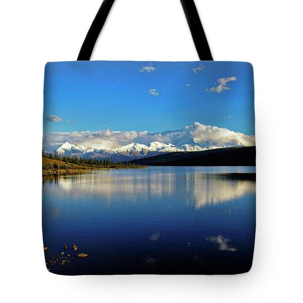 Wonder Lake II Tote Bag