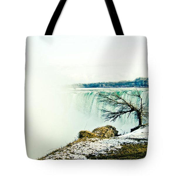 Tote Bag featuring the photograph Wonder by Sara Frank