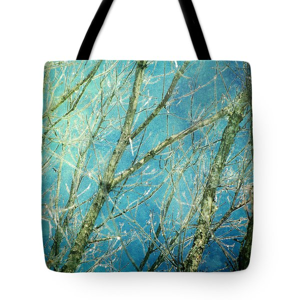 Wonderland Tote Bag by Amy Tyler