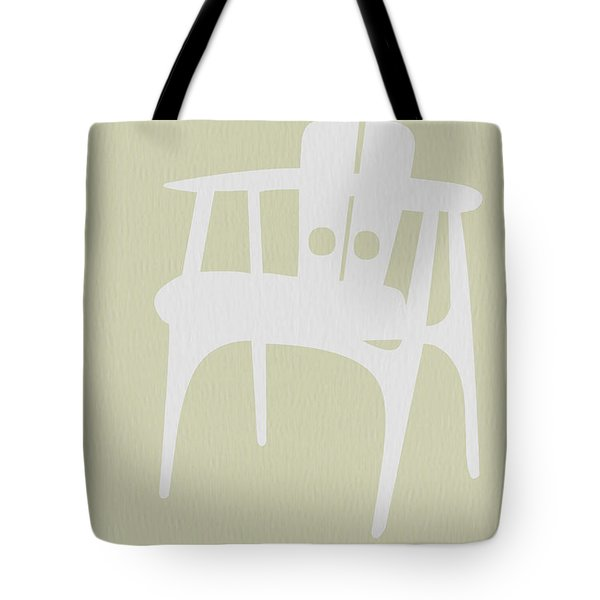 Wooden Chair Tote Bag