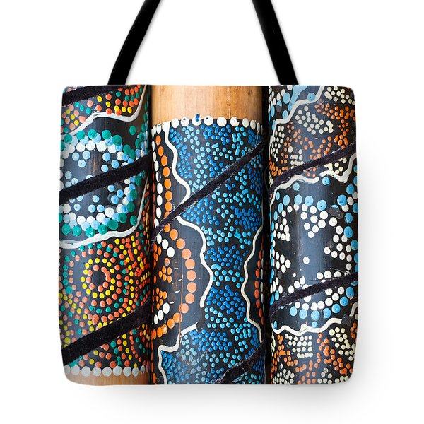 Wooden Craft Tote Bag