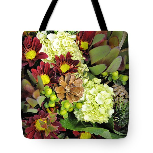 Woodland Glory Tote Bag by Jan Amiss Photography