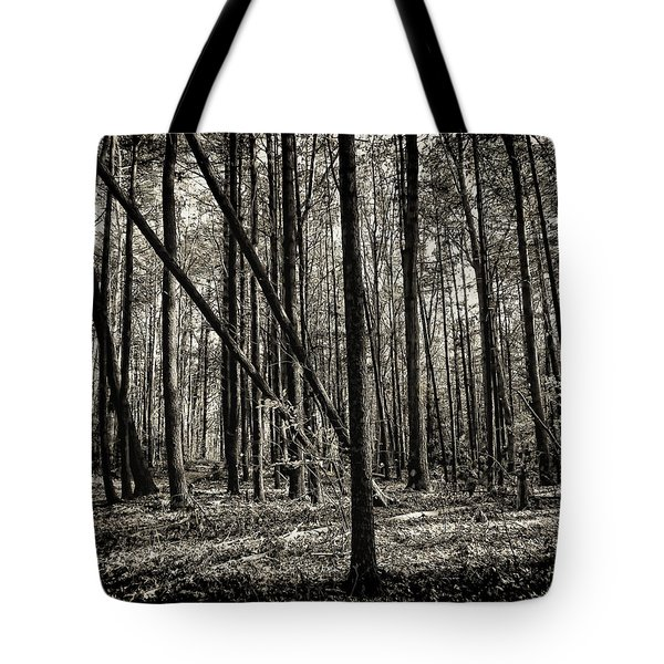 Woodland Tote Bag by Lourry Legarde