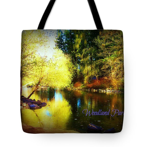 Woodland Park Tote Bag