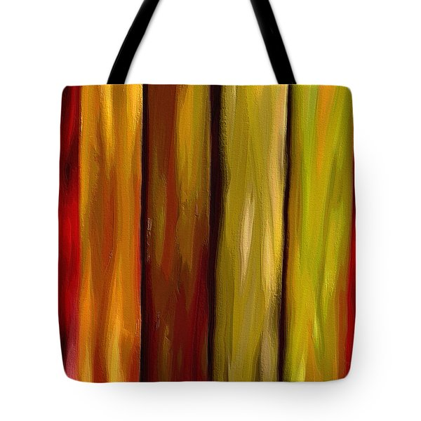 Woodlands Tote Bag by Ely Arsha