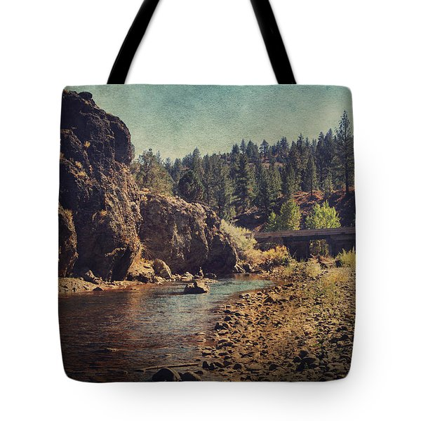 Words Left Unspoken Tote Bag by Laurie Search