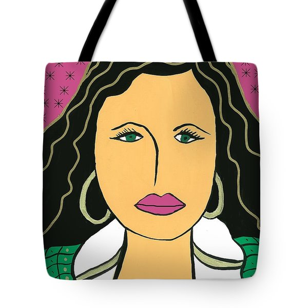 Work Tote Bag by Vickie G Buccini