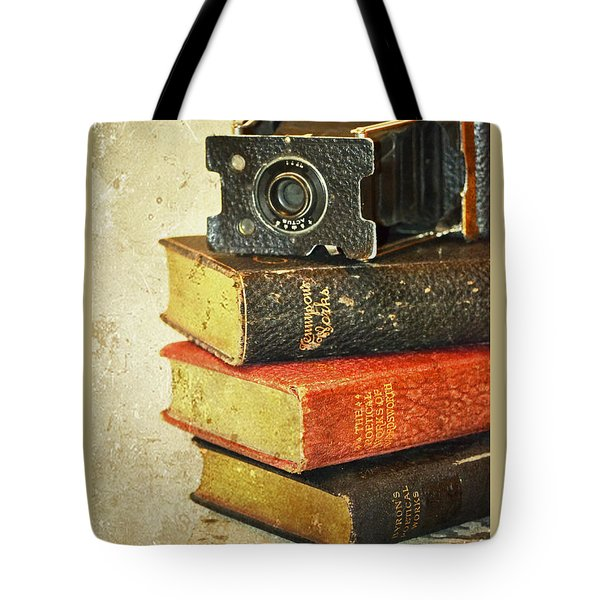Tote Bag featuring the photograph Works Of Art by Traci Cottingham