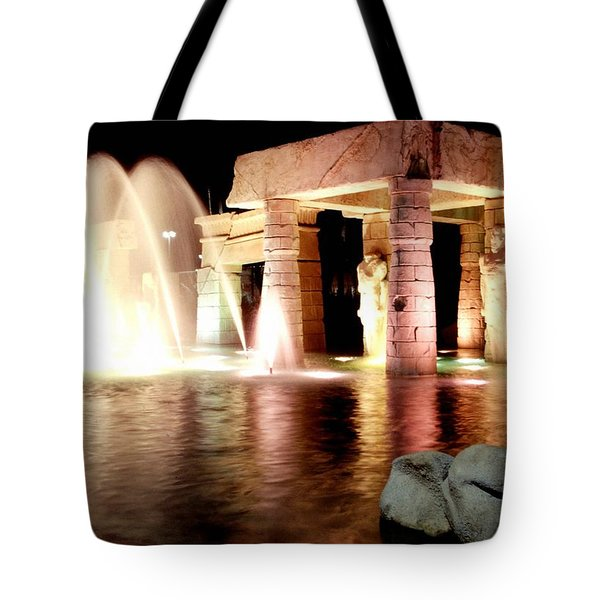 World 2 Tote Bag by Marcin and Dawid Witukiewicz