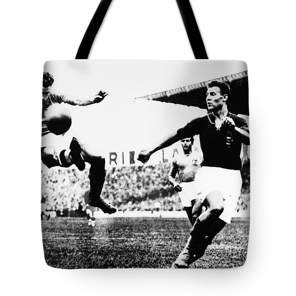 World Cup, 1938 Tote Bag by Granger
