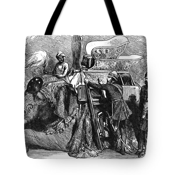 World History: India Tote Bag by Granger