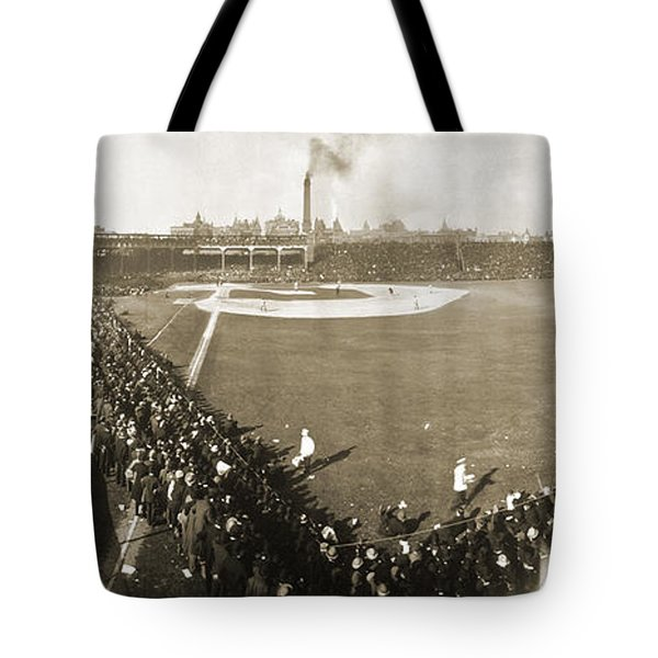 World Series, 1906 Tote Bag by Granger