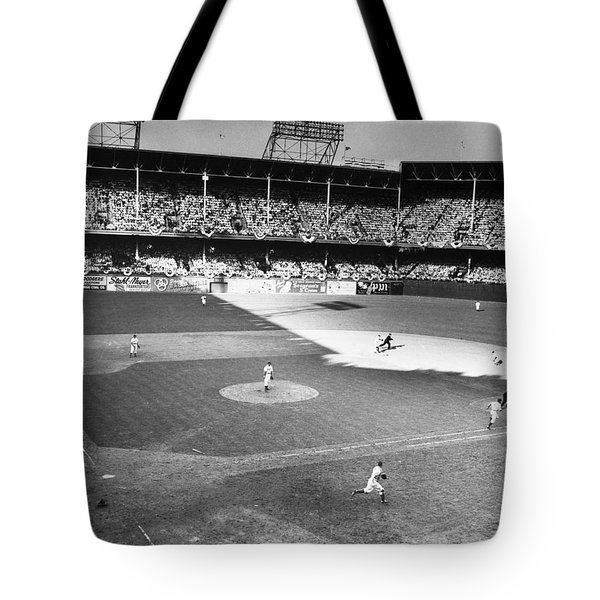 World Series, 1941 Tote Bag by Granger