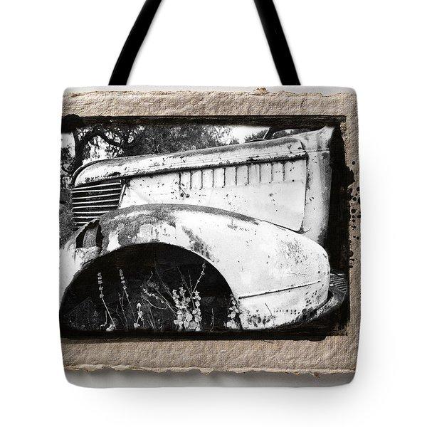 Wreck 2 Tote Bag by Mauro Celotti