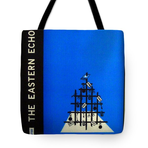 Xmas Cheer From The Inside Tote Bag by Richard Reeve