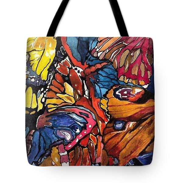 Butterflies Wings........ Tote Bag
