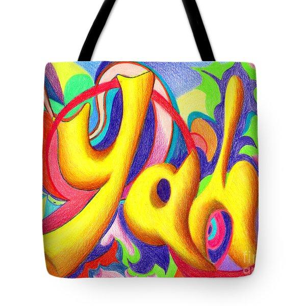 YAH Tote Bag