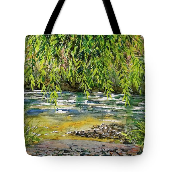 Yakima River Tote Bag