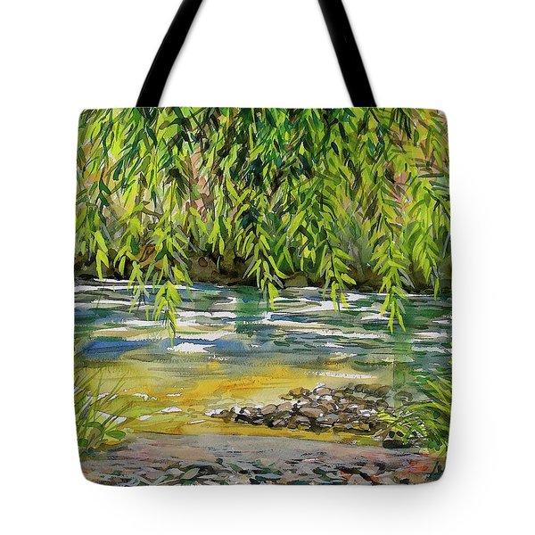 Yakima River Tote Bag