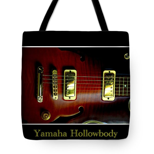 Yamaha Hollowbody 4 Tote Bag