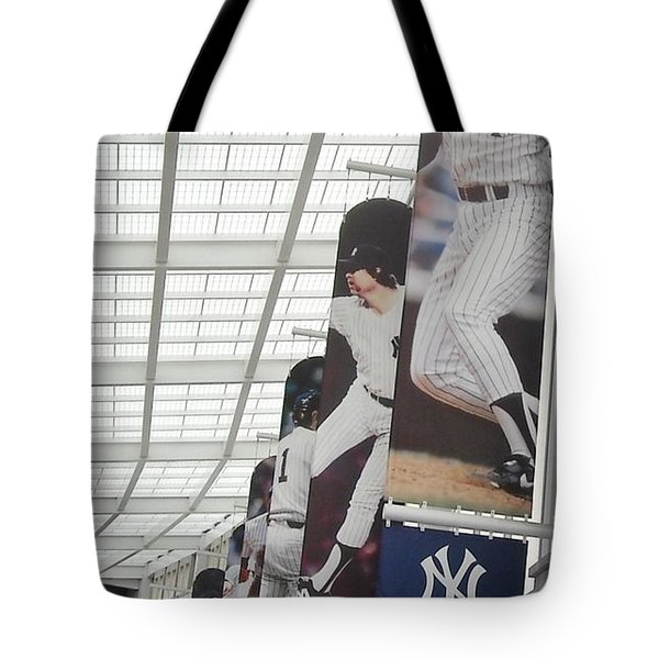 Yankee Flags Tote Bag