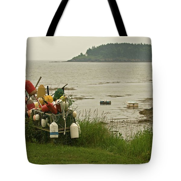Yard Art Tote Bag by Paul Mangold