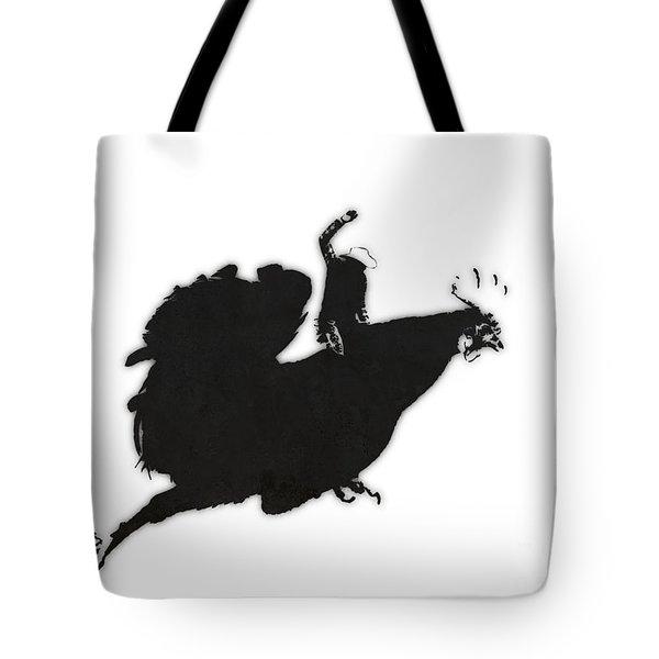 Yeehaaa Tote Bag by Pixel Chimp