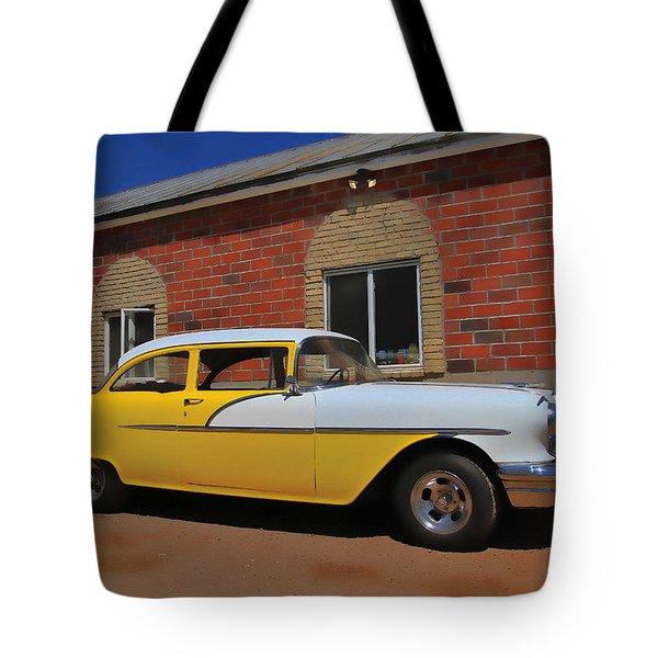 Yellow Beast Tote Bag by Joel Witmeyer