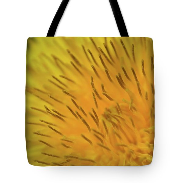 Tote Bag featuring the photograph Yellow Beauty by JD Grimes