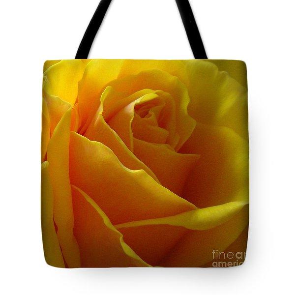 Yellow Rose Of Texas Tote Bag