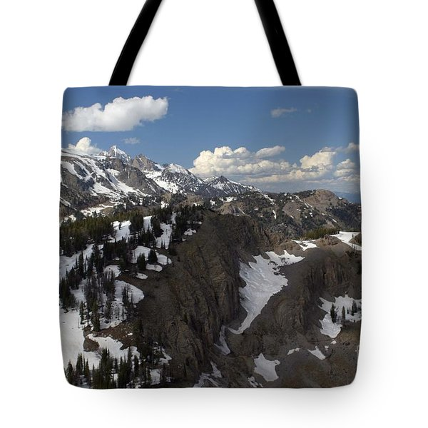You Can See For Miles Tote Bag by Living Color Photography Lorraine Lynch
