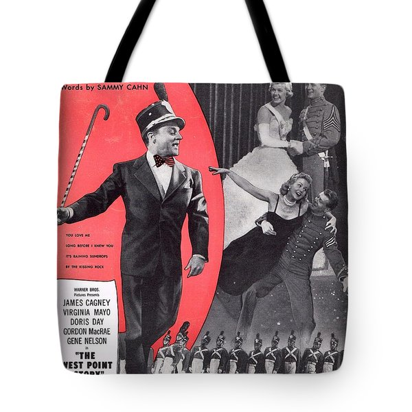 You Love Me Tote Bag by Mel Thompson